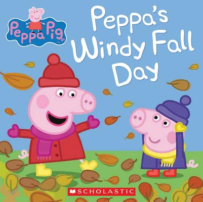 Image for Peppa's Windy Fall Day