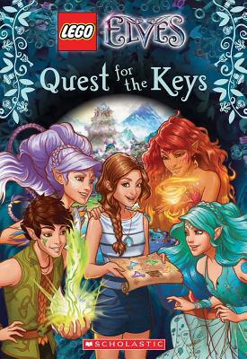 Image for Quest for the Keys (LEGO Elves: Chapter Book #1)