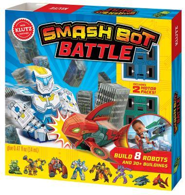 Smash Bot Battle (Klutz), Editors Of Klutz