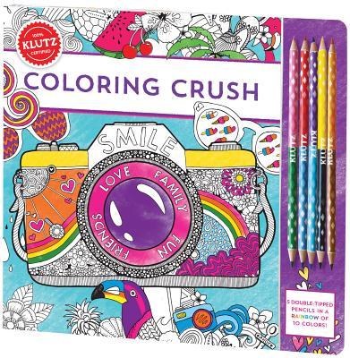 Coloring Crush, Scholastic