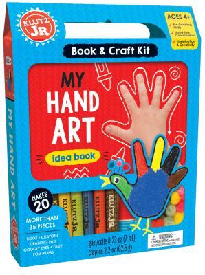 My Hand Art, Editors of Klutz