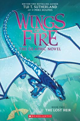 Image for The Lost Heir (Wings of Fire Graphic Novel)