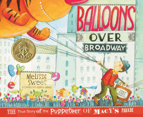 Image for BALLOONS OVER BROADWAY