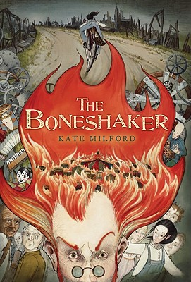 "The Boneshaker, ""Milford, Kate"""