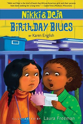"Nikki and Deja: Birthday Blues (Nikki & Deja (Quality)), ""English, Karen"""