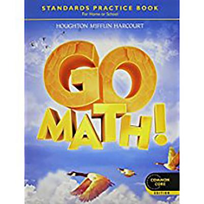 Image for GO Math!: Student Practice Book Grade 4