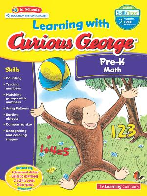 Learning with Curious George Preschool Math, The Learning Company