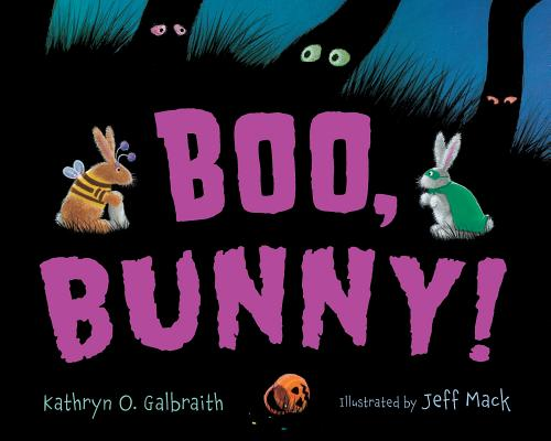 Image for Boo, Bunny! board book