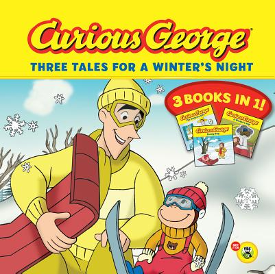 "Curious George Three Tales for a Winter's Night (CGTV), ""Rey, H. A."""
