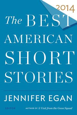 Image for Best American Short Stories 2014