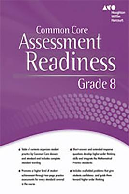 Image for Holt McDougal Mathematics: Assessment Readiness Workbook Grade 7