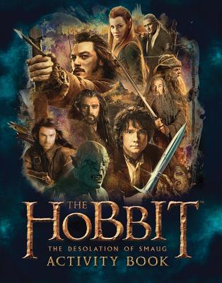 The Hobbit: The Desolation of Smaug Activity Book, Houghton Mifflin Harcourt