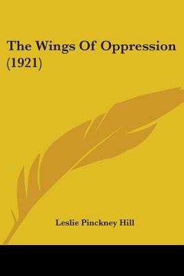Image for The Wings Of Oppression (1921)