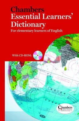 Image for Chambers Essential Learners' Dictionary