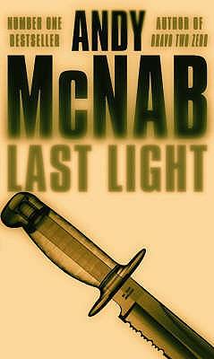 Last Light, Andy McNab