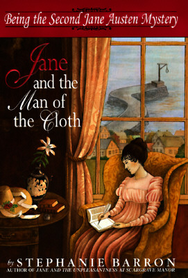 Image for Jane and the Man of the Cloth ( Jane Austen Mystery Ser., No. 2)