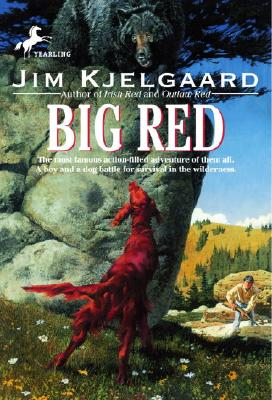Big Red, Kjelgaard, Jim