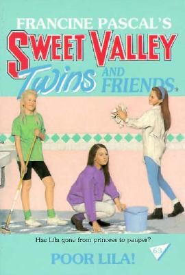 Image for POOR LILA! (Sweet Valley Twins)