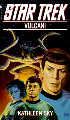 Image for Star Trek: Vulcan!