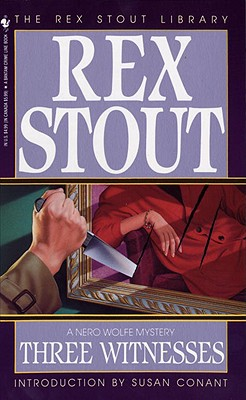 Three Witnesses, Stout, Rex