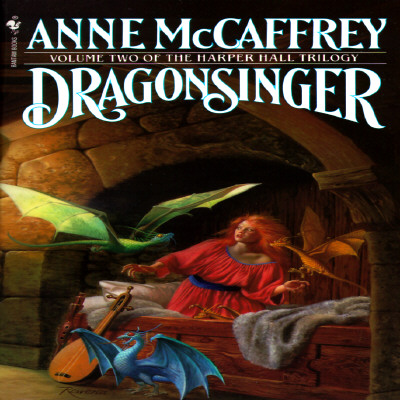 Image for Dragonsinger (Harper Hall Trilogy)