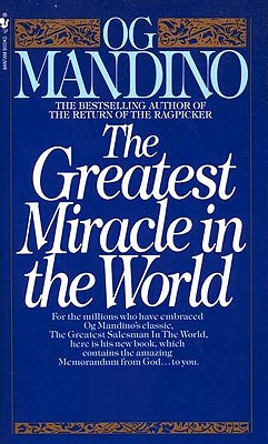 Image for GREATEST MIRACLE IN THE WORLD, THE