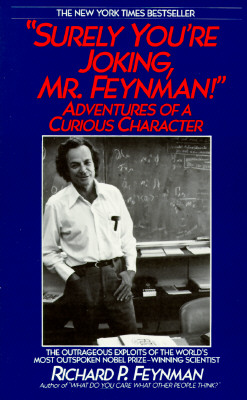 "Image for ""Surely you're joking, Mr. Feynman!"""