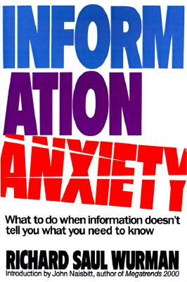 Image for Information Anxiety
