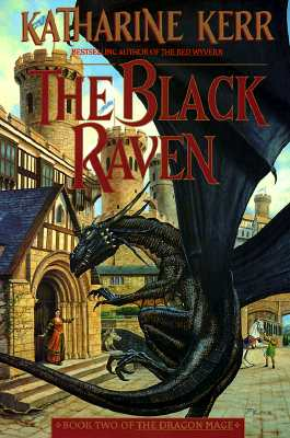 Image for The Black Raven: Book Two of the Dragon Mage