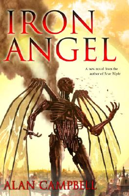 Image for Iron Angel (The Deepgate Codex)