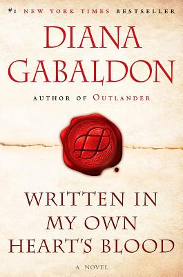 Image for Written in My Own Heart's Blood: A Novel (Outlander)