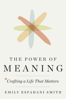 Image for The Power of Meaning: Crafting a Life That Matters