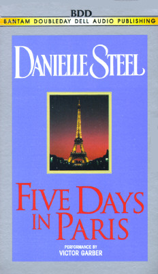 Image for Five Days in Paris (Danielle Steel)