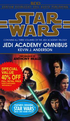 Image for Star Wars: The Jedi Academy Omnibus (AU Star Wars)