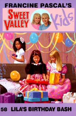 Image for Lila's Birthday Bash (Sweet Valley Kids)
