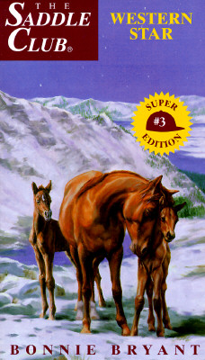 Image for Western Star (Saddle Club Super Edition No 3)