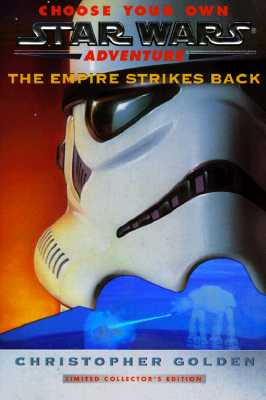 Image for The Empire Strikes Back (Choose Your Own Star Wars Adventures)
