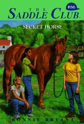 Image for The Saddle Club Secret Horse (86)