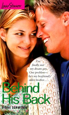 Image for Behind His Back (Love Stories)