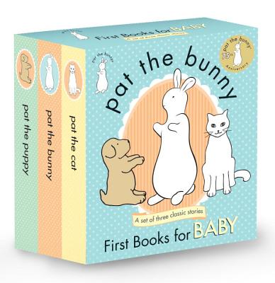 Image for Pat the Bunny: First Books for Baby (Pat the Bunny) (Touch-and-Feel)