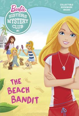 Image for Barbie Sisters Mystery Club #1 The Beach Bandit