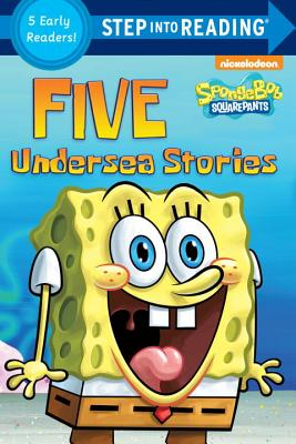 Image for Five Undersea Stories (SpongeBob SquarePants) (Step into Reading)