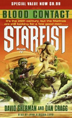 Image for Blood Contact: Starfist, Book IV