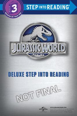 Image for Jurassic World Deluxe Step into Reading (Jurassic World)