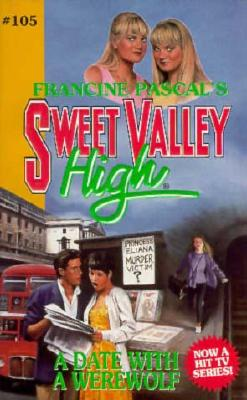 Image for Date with a Werewolf (Sweet Valley High)