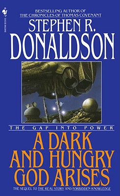 Image for DARK AND HUNGRY GOD ARISES, A THE GAP INTO POWER