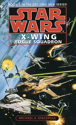 Image for Rogue Squadron (Star Wars: X-Wing Series, Book 1)