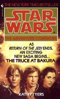 The Truce at Bakura (Star Wars), KATHY TYERS