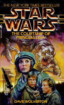 The Courtship of Princess Leia (Star Wars), DAVE WOLVERTON