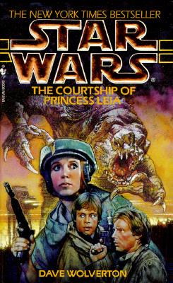 The Courtship of Princess Leia (Star Wars), DAVE WOLVERTON